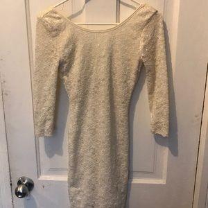 Dresses & Skirts - Windsor white cream dress